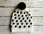 Crochet Beanie PATTERN - ...