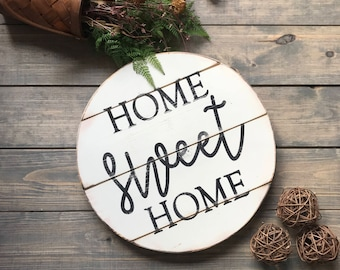Home sweet home, Shiplap, Shiplap Sign, Housewarming, Housewarming Gift, Sign, Farmhouse Style, Wood Sign, Wooden Sign, Farmhouse