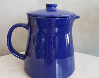 Arabia Finland Kilta Coffee Pot. Designed by Kaj Franck at 1960s.
