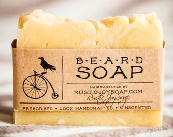 Beard Soap gift ideas beard care Christmas gift mens gift for him gift for men boyfriend gift homemade soap gift for husband gift for him