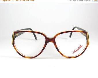 ON SALE Vintage Glasses Frames, Annabella, Cat Eye Glasses, Deadstock Eyeglasses, Girlfriend Gifts, made in Italy, Retro Glasses, Womens Gif