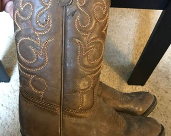 Kids Cowboy Boots . Vintage Cowboy Boots