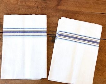 New Agalys French Linen Tea Towel from the '40s