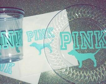 Pink Theme Party Set