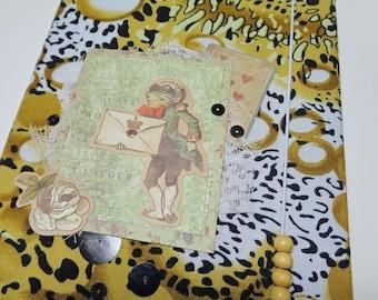 Midori Traveler's Notebook Diary