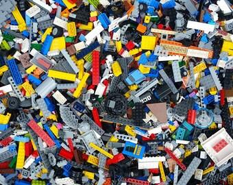 3 Pounds of Legos! Bulk Sale Brick, Parts, Pieces. 100% Authentic Legos