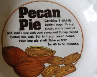 Pecan Pie Pan