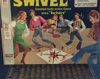 Swivel Game by Milton Bradley 1972