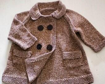 Vintage Coat for a Toddler