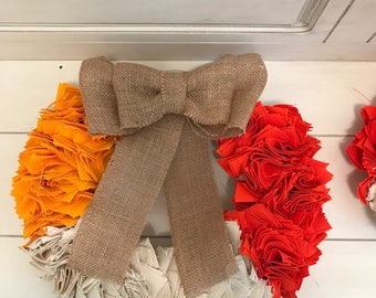 Fall wreath 12""