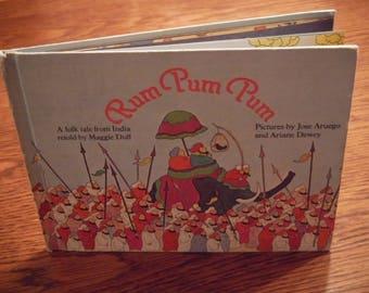 Rum Pum Pum - Weekly Reader Children's Book, 1978