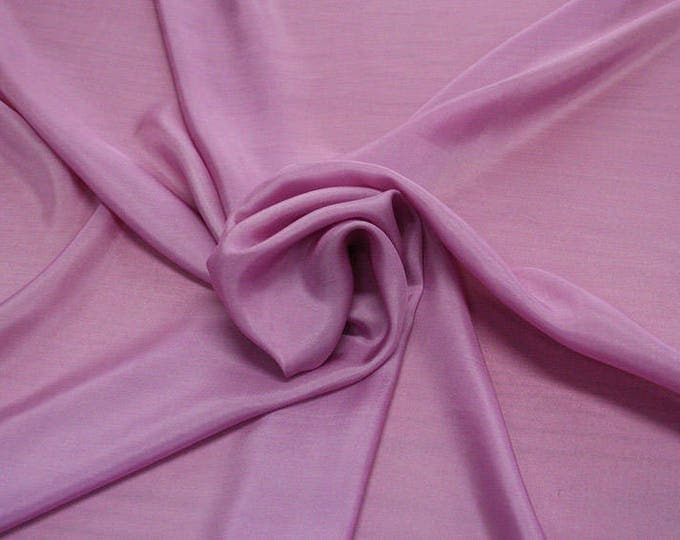 402219-taffeta natural silk 100%, width 110 cm, made in India, can be used liner, dry wash, weight 58 gr