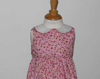 Cotton T-6 months baby dress