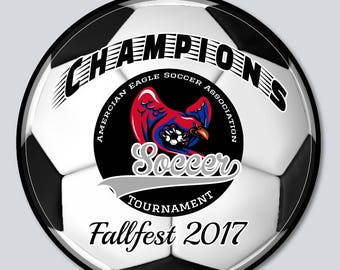 Soccer Award Wall/Display stand Plaque 3 choices Champion plaque, Coach plaque, & Team pic plaque (SHIPPING PRICE INCLUDED)