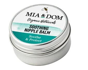 Organic Soothing Nipple Balm