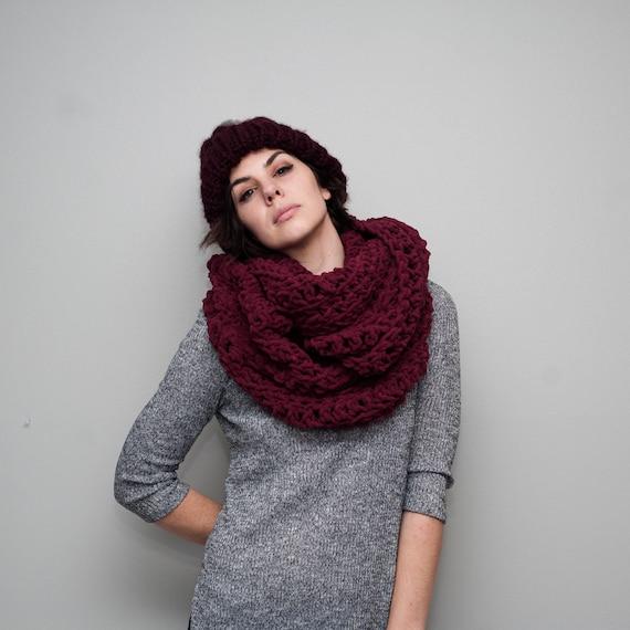 XL infinity scarf