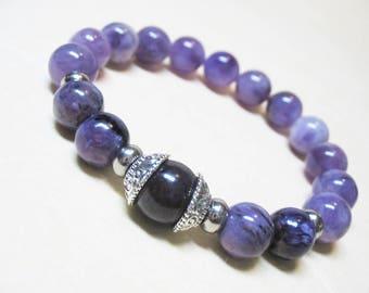 Sugilite Jewelry Etsy