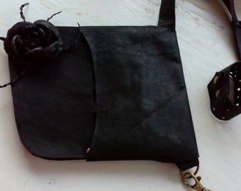 FREE SHIPPING + GIFT/hairdresser leather tool belt