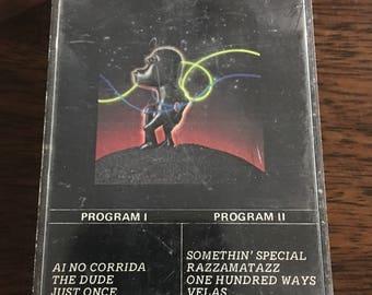 Quincy Jones The Dude Cassette Tape