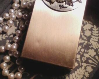 1950s Cigarette Box