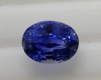 5. 48 Ct Ceylon Blue sapphire