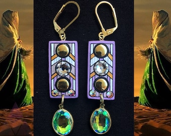 Desert Treasure ~ Earrings