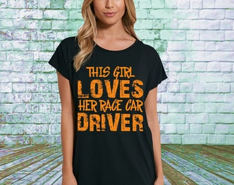 Race track t shirts etsy for Race car driver t shirts