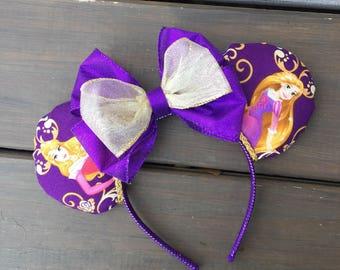 Princess Mouse Ears  Rapunzel and Aurora