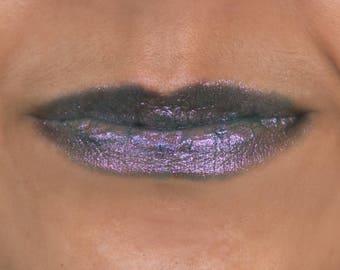 Melancholy Mermaid iridescent lip gloss
