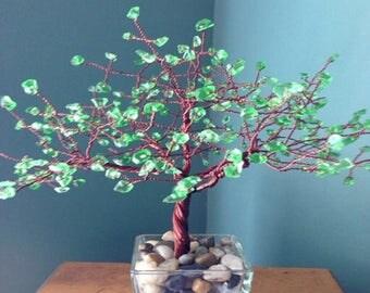 Large Basic Copper Tree