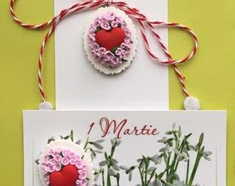 Martisor -handmade in the US