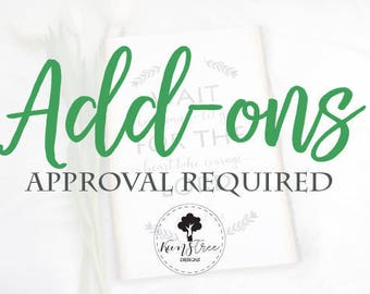 Digital Add-ons (Approval Required)