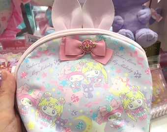 My Melody x Sailor Moon pouch