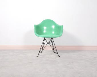 Modernica Arm Chair with Eiffel Base