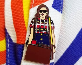 Mad Men enamel pin - Peggy Olson