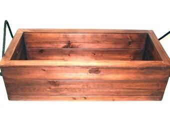 Cedarwood Planter Box