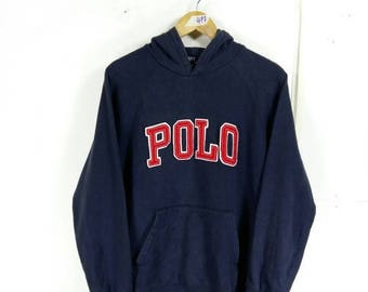 Vintage 90s Polo RALPH LAUREN Sweater Jumper Medium Ralph