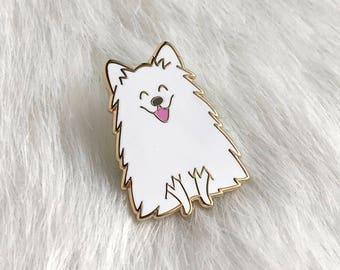 Happy Pup Pin
