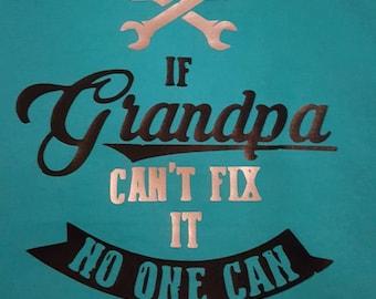 Grandpa Fix it