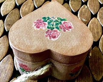Vintage Decoupage Box, Vintage box, Wooden box, Handmade Decoupage wooden box, Vintage Decor, Craft Box, Gift Ideas, Boxes