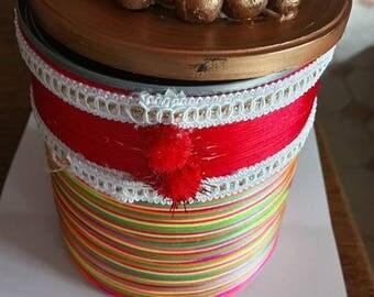 candy making handmade