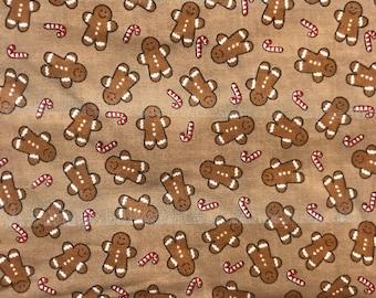 Gingerbread Man apron / child apron / christmas apron for child / kid apron / gingy apron