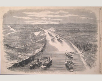 Tennessee – Fort Henry - 1862