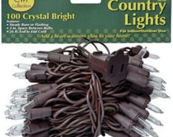 100 Crystal Bright