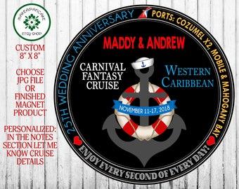 Personalized Cruise Ship Decoration