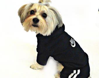 Dog costume Dog overall Pet costume Pet overall Dog Clothing Dog hoodie