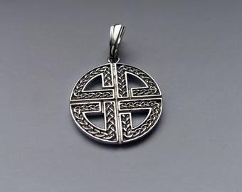 "Amulet ""Knot of protection of Vikings"""