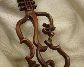 Violin, Wood carving violin,  violin love,  Carving Wall Violin   Handmade Violin    Wedding Violin, Viola d'amore