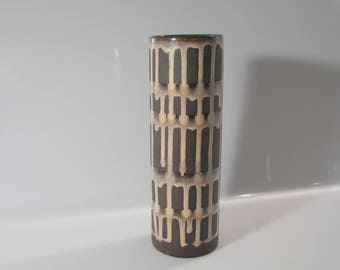 Cool Carstens 683-23 West German Pottery Mid Century, Fat Lava