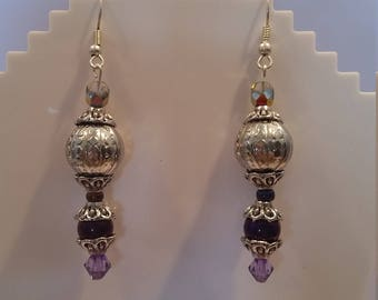 Bead Drop Earings